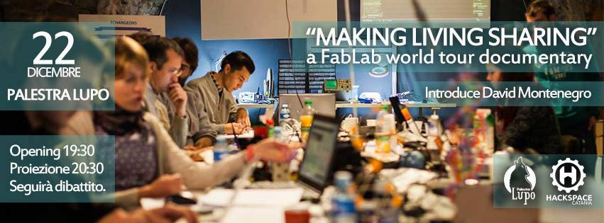 Making Living Sharing – a FabLab world tour documentary